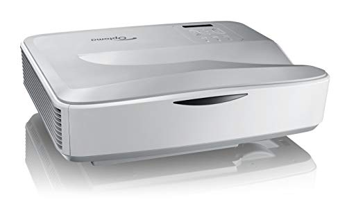 Optoma DLP Projector - Laser/Phosphor - 3D - 4000 lumens - Full HD (1920 x 1080) - 16:9-1080p - Ultra Short-Throw Lens