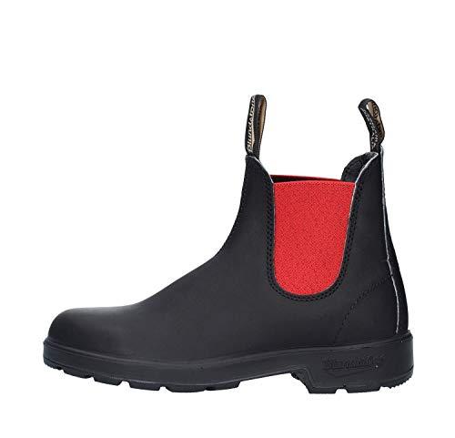Blundstone Stivaletto in Pelle El Boot Black Red Nero | BCCAL0020-42