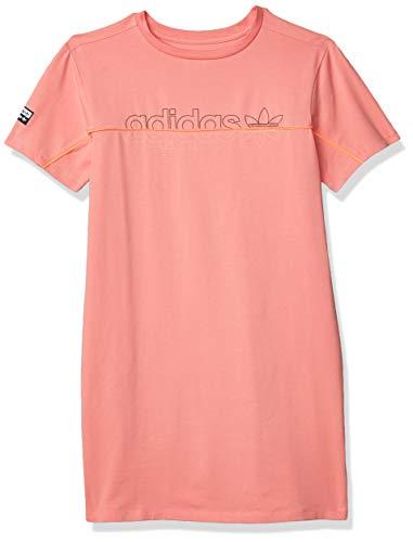 adidas Originals - Vestido para niña -  Rosa -  X-Large