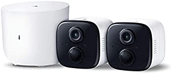 TP-Link Kasa Spot 1080p Outdoor Wire-Free Camera System