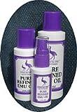 Purple Emu AEA Certified Fully Refined Pure Emu Oil 4oz. Bottle