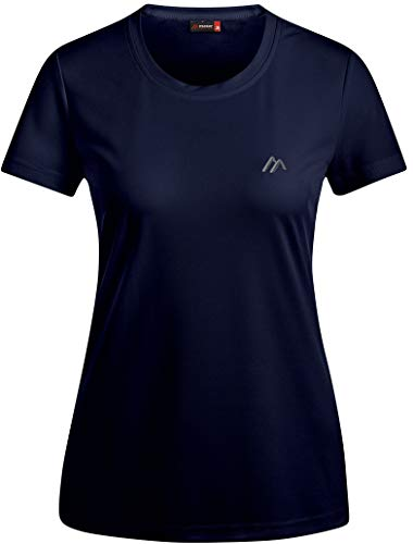 Maier Sports Da-Shirt 1/2 Arm- Waltraud Night Sky 40