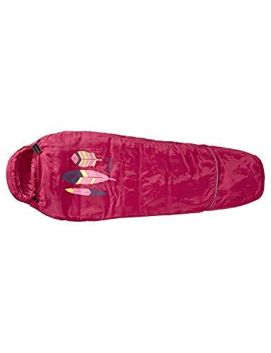 Jack Wolfskin Grow Up Kids, leichter Kinderschlafsack mit einlagiger Wattierung, verlängerbarer Outdoor Schlafsack für Kinder, atmungsaktiver und warmer Schlafsack