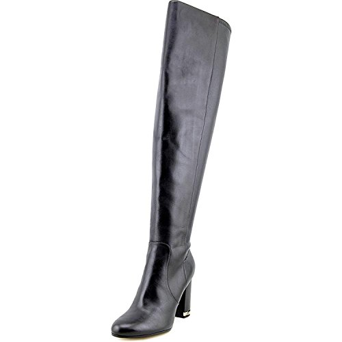 Michael Michael Kors Sabrina Boot Women US 5 Black Over The Knee Boot