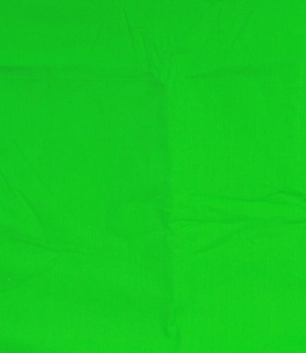Green Screen Backdrop Background by Fancierstudio -6'x9' Chromakey Green Screen
