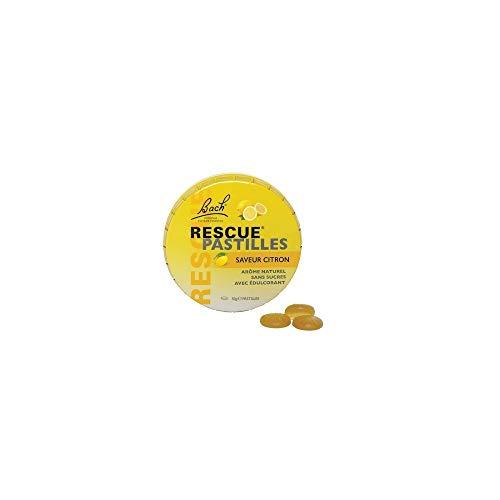 Rescue Pastilles Citron - boîte de 50g