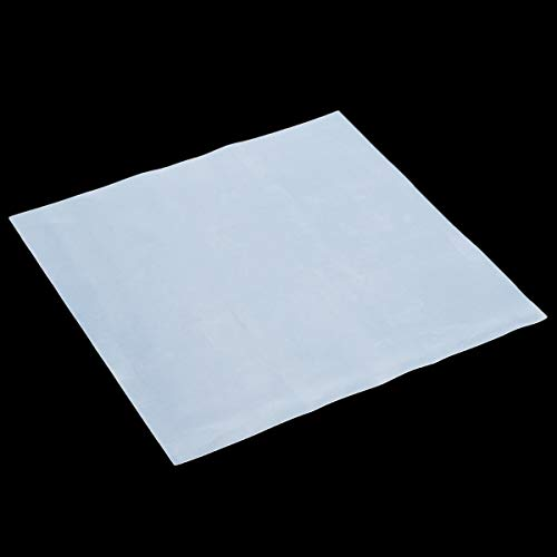 HARIKA 1mm Thickness Silicone Rubber Sheet High Temperature Resistance Plate Mat PracticalAccessories