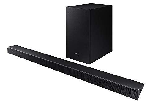 Samsung HW-R60C - Sound bar system - 3.1-channel - Bluetooth - App-controlled - 340 Watt (total) - refurbished