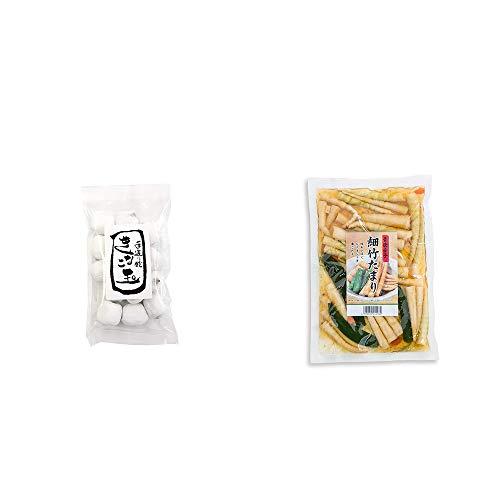 [2点セット] きなこ玉(160g)・青唐辛子 細竹たまり(330g)