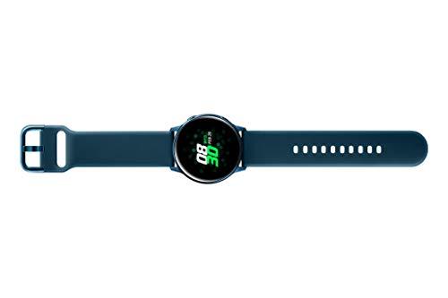 Samsung Galaxy Watch Active reloj inteligente Verde SAMOLED 2,79 cm (1.1') GPS (satélite) - Relojes inteligentes (2,79 cm (1.1'), SAMOLED, Pantalla táctil, GPS (satélite), 25 g, Verde)