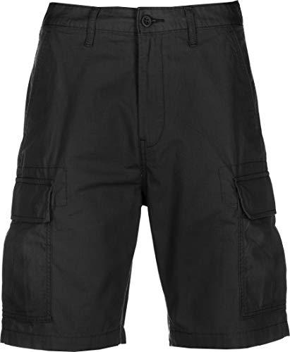Levi's® Shorts mit Cargotaschen schwarz (0013 Black Ripstop W) 31