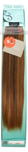 "NATURAL YAKY REMI 16"" - BOBBI BOSS Indi Remi Premium Virgin Hair Weave Extensions #4/27/30"