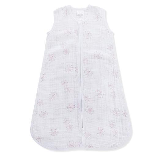 aden + anais - Leichter Schlafsack für Baby DISNEY, Mädchen, Lovely Reverie, 0 - 6 Monate