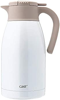 GiNT 1.9L Stainless Steel Thermal Coffee Carafe