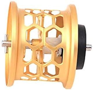 スプールシャロースプール(gold) For Daiwaスティーズ・SS・ジリオンSV用 11g ベイトフィネス 浅溝スプール steez ZILLION SV TW SS SV T3 SV / T3 MX / T3 RYOGA 1016 ベイ...