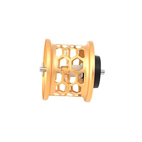 スプールシャロースプール(gold) For Daiwaスティーズ・SS・ジリオンSV用 11g ベイトフィネス 浅溝スプール steez ZILLION SV TW SS SV T3 SV / T3 MX / T3 RYOGA 1016 ベイトリール M