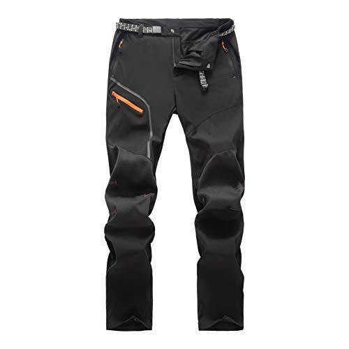 LHHMZ Pantaloni da Trekking da Uomo Primavera Estate Pantaloni da Passeggio Sportivi Comodi e Traspiranti Pantaloni Casual da Arrampicata da Trekking