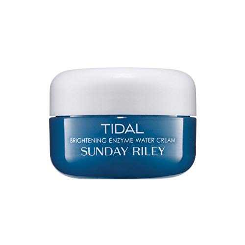 Sunday Riley Tidal Brightening Enzyme Water Cream, 0.5 oz