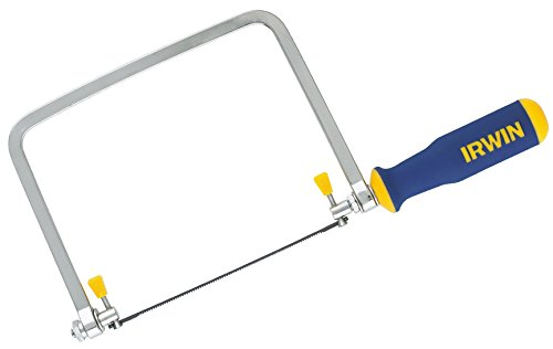 """Irwin 2014400 6-1/2"""" Pro-Touch Coping Saw"""