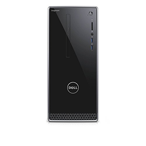 2017 Newest Dell 3668 Inspiron 7th Generation Mid Size Tower Computer PC (Intel Quad...
