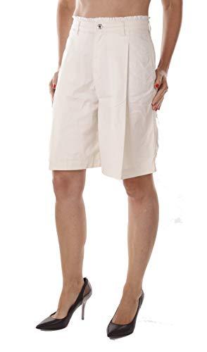 Diesel S-Loise Damen Jeans Bermuda Shorts (27W, Beige)