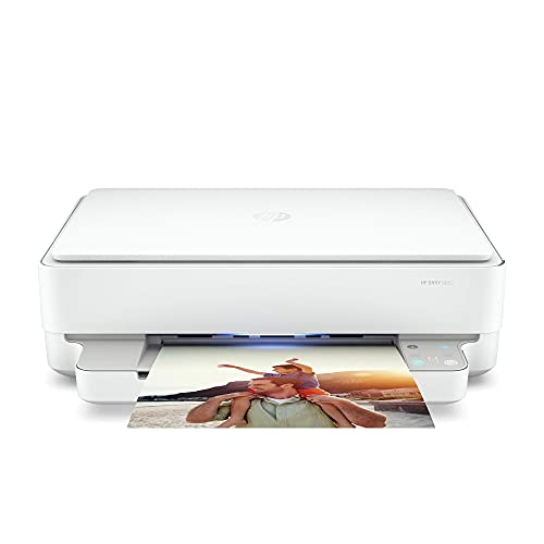 HP Envy 6052 Wireless All-in-One Color Inkjet Printer