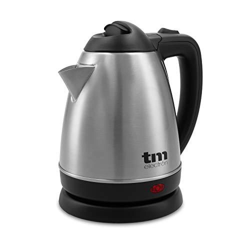 TM Electron TMPKT012 hervidor de Agua eléctrico de 1,2 litros de Capacidad,...