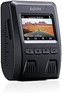 Aglaia 1080P Car Dashboard 170 deg. Wide-Angle Lens Dash Cam