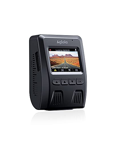 Aglaia AG-DR02 1080P Car Dashboard Camera Recorder Only $48.99 (Retail $69.99)