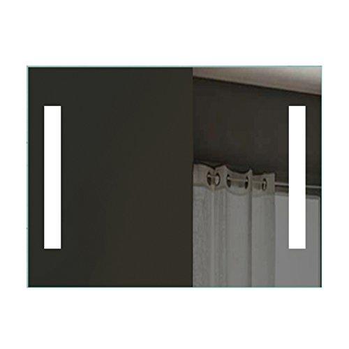 Lux-aqua LED Badezimmerspiegel Badspiegel Wandspiegel Lichtspiegel 80x60 SPE8060H