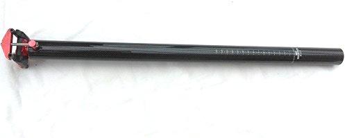 Carbone dahon Selle 33,9mm 580mm 295g