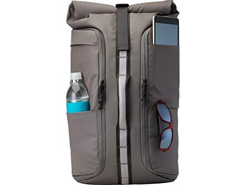 HP 15.6 Pavilion Wayfarer Grey Backpack (5EE98AA)