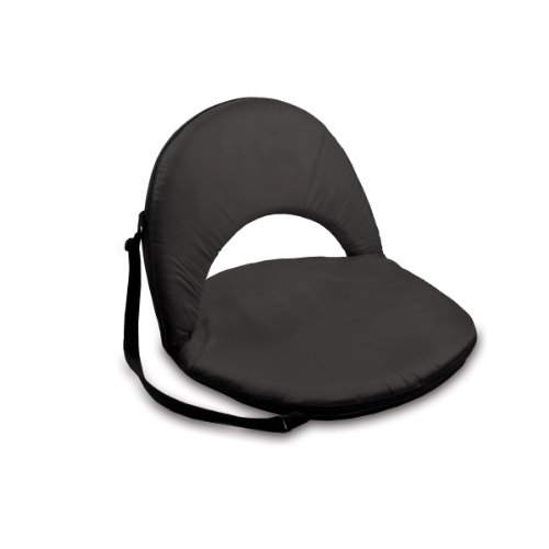 ONIVA  a Picnic Time Brand Oniva Portable Reclining Seat Black