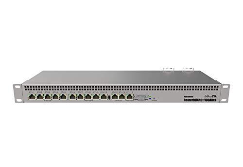MikroTik RB 1100DX4 13 Gigabit router met PoE-functie
