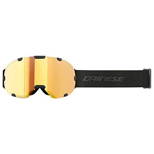 Dainese Skibrille HP Surface Skimaske Ski Brille Wintersport, Stretch Limo