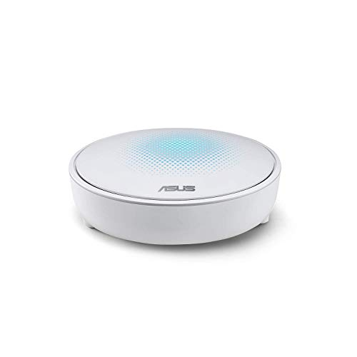 Asus Lyra Mini Mesh WLAN-systeem Design AiMesh 1er Pack WiFi 5 AC2200 TriBand