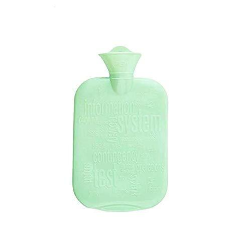Botella de agua caliente bolsa de agua caliente Con Super Soft grande...