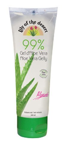 Lily of the desert Gel aloe vera Jelly 240ml by Lily Of The Desert
