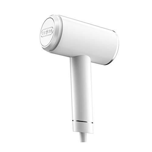 Z-Color Limpiador de arrugas a mano, vaporizador de ropa, esterilización, limpiador a vapor, con datos de calentamiento rápido y función de planchado en seco y húmedo.