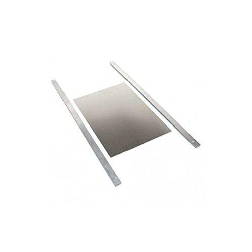 mHS Trappe de poulailler en aluminium