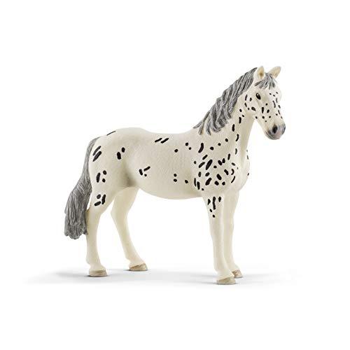 SCHLEICH 13910 B07Y2VCHC3 Knabstrupper Stute Horse Club