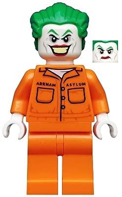 LEGO Super Heroes Joker Prisión Mono Minifigura desde 76138 (Embolsado)