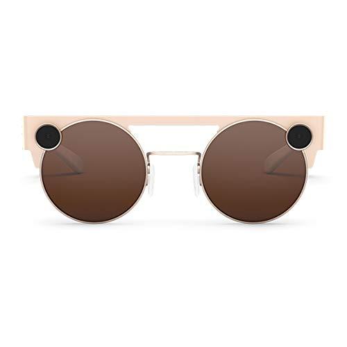 Brille 3 – 3D-Kamera-Brille, hergestellt von Snapchat (60fps HD Action-Kamera), Mineral