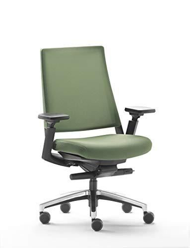 Silla de oficina, FORMA 5 Kineo, silla de trabajo ergonómica, silla de escritorio - diseño profesional, silla despacho 100% personalizable, mobiliario oficina de calidad