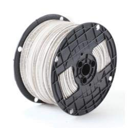 Approved Vendor B04057 Type XHHW-2 Building Wire, 12 AWG Stranded Copper Conductor, 500 ft Coil L, White