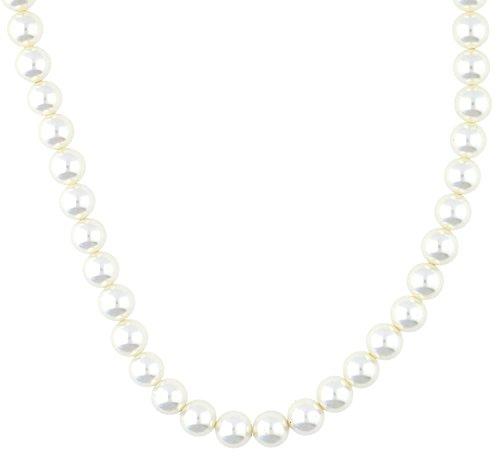 ESPRIT Damen Halskette 925 Sterling Silber Olympia ELNL92247C400