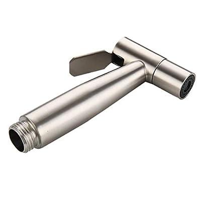 pliab 304 Stainless Steel Small Sprinkler Toilet Bidet Sprayer Set Bidet Faucet Replacement Parts admired