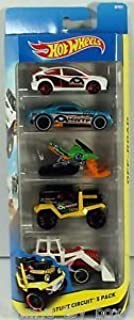 Hot Wheels Off-Road 5-Pack - Stunt Circuit - BFB31 by Hot Wheels ...