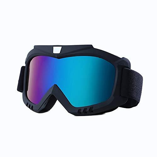 DKEE Capítulo De TPU Anti-vaho Gafas De Esquí De Invierno Al Aire Libre Deportes De Motos Off-Road Cocker Miopía Hombres Mujeres Material De Escalada Regalo