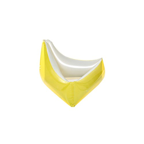 Bañera Hinchable Triángulo Anillo de Natación Niños Adultos Asiento de Agua Engrosamiento Inflable Centro de Gravedad Bajo Capacidad de Rodamiento Anti-vuelco Fuerte 80 * 80 cm Rollsnownow